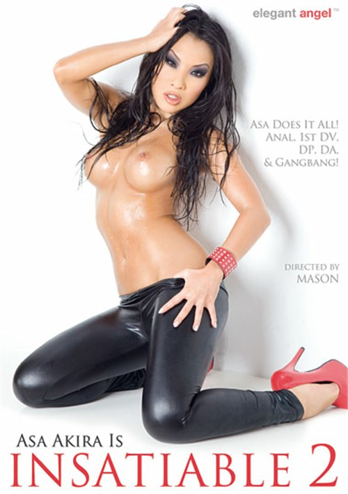 Asa Akira Is Insatiable Vol. 2