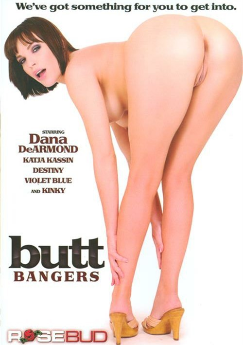 Butt Bangers DVD Porn Movie Image