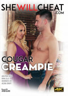 Cougar Creampie Porn Video