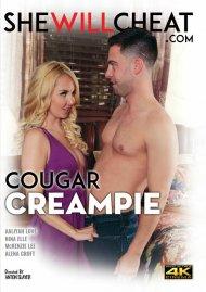 Cougar Creampie Porn Movie