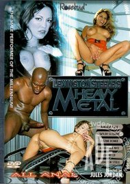 Lexington Steele's Heavy Metal Porn Video