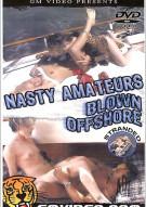 Nasty Amateurs Blown Offshore Porn Video