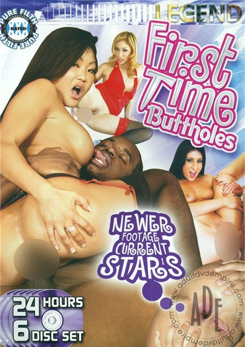 First Time Buttholes Pure Filth Productions Ashley Fox Kat
