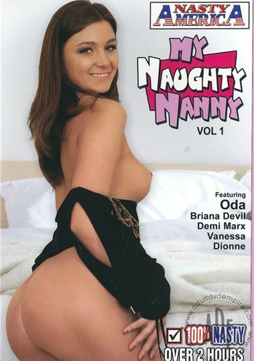 My Naughty Nanny Vol. 1 2009 Triple Threat Video Demi Marx