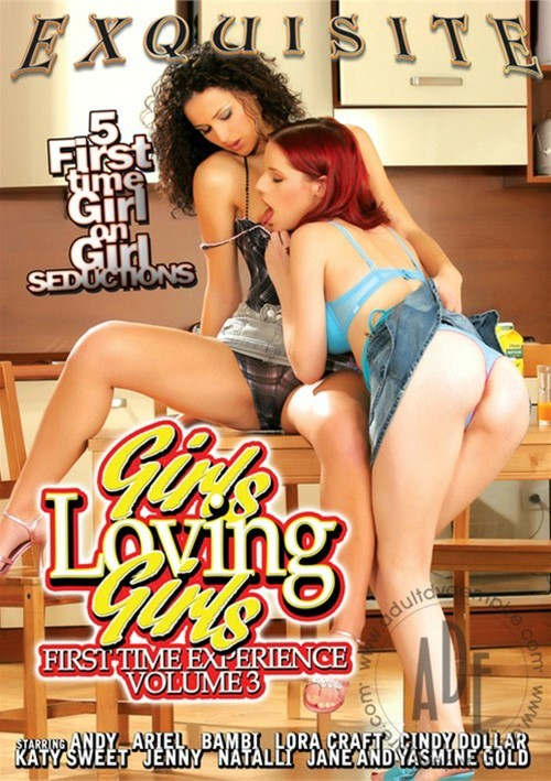 Girls Loving Girls: First Time Experience Vol. 3 image