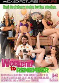 Weekend To Remember DVD Image from Wicked Pictures.