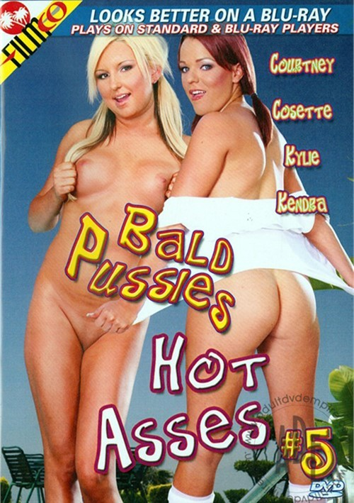 Bald Pussies Hot Asses #5 Courtney Cosette Kylie