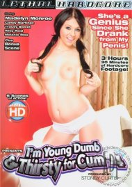 Im Young, Dumb & Thirsty For Cum #4 Porn Movie