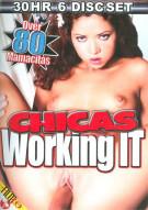 Chicas Working It 6-Disc Set Porn Movie