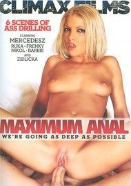 Maximum Anal Porn Movie