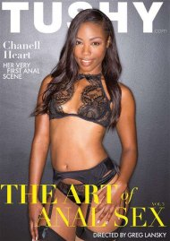 The Art Of Anal Sex 3 DVD Image from Tushy.