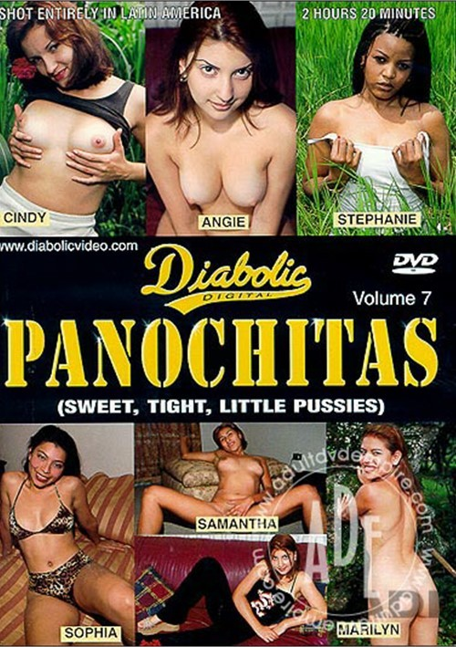 Panochitas Vol. 7 Latin All Sex Mike John