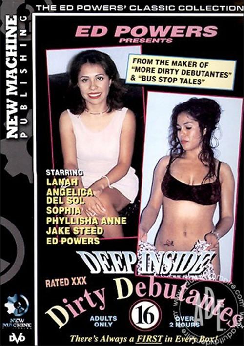 Deep Inside Dirty Debutantes #16 Jake Steed Amateur Ed Powers