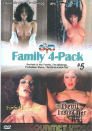 Family #5 (4 Pack) Porn Movie