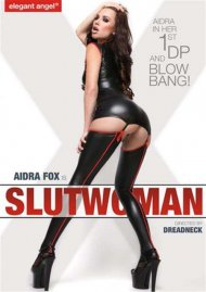 Aidra Fox Is Slutwoman Porn Video
