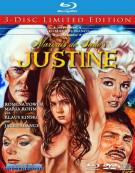 Marquis de Sades Justine (Blu-ray + DVD Combo) Blu-ray