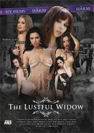 The Lustful Widow porn video from  Harmony.