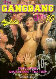 Gangbang Girl 10, The Porn Video