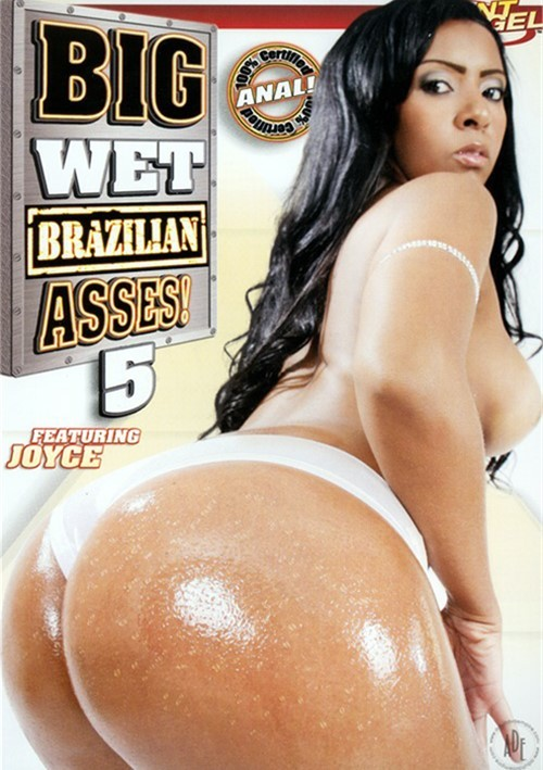 Big Wet Brazilian Asses! 5