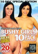 Bushy Girls 10 Pack Porn Movie