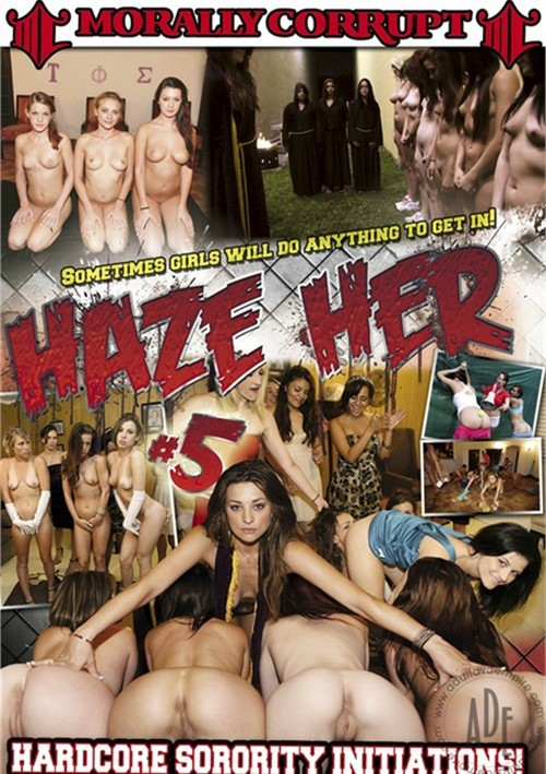 Haze Her #5 All Sex Morally Corrupt 2013