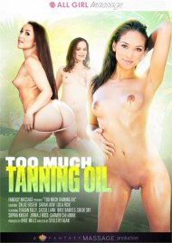 Too Much Tanning Oil Porn Movie