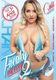 Freaky Petite 2 DVD porn movie from ArchAngel.