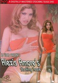 Alexis Amores Stocking Tease Porn Movie