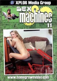 Sex Machines 11 Porn Movie