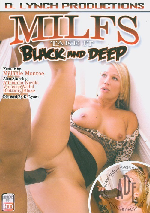 MILFS Take It Black And Deep image