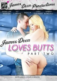James Deen Loves Butts Part Two Porn Video