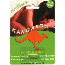 Kangaroo For Him Enhancement - 1 ct. Sex Toy