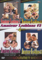 Amateur Lesbians #2 4-Pack Porn Movie