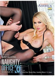 Naughty Office Vol. 45 DVD porn movie from Naughty America.