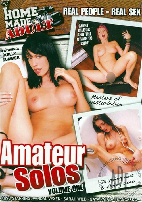 Amateur Solos Vol. 1 Franceska Vandal Vyxen Gaya Patel