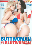Buttwoman Vs. Slutwoman Porn Video