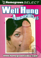 Well Hung Amateurs 15 Porn Movie