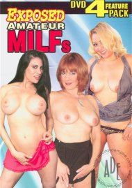Exposed Amateur MILFs 4-Pack Porn Movie