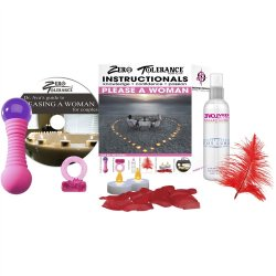 Zero Tolerance Instructionals: How to Please a Woman Kit Sex Toy