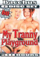 My Tranny Playground 6-Disc Set Porn Movie