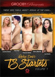 Radius Dark's TS Starlets Vol. 1 Porn Video