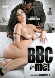 BBC For Me! DVD porn movie from New Sensations.