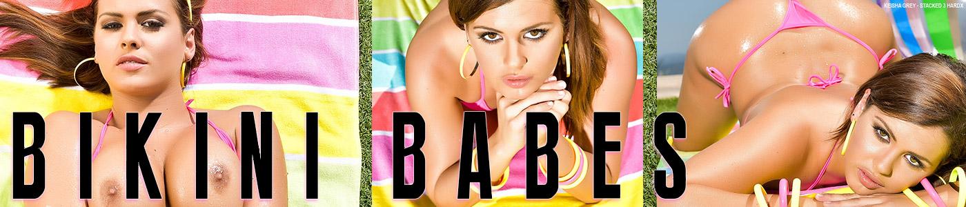 Browse bikini babes porn movies.