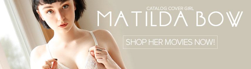 Catalog Cover Girl Matilda Bow Pornstar Image