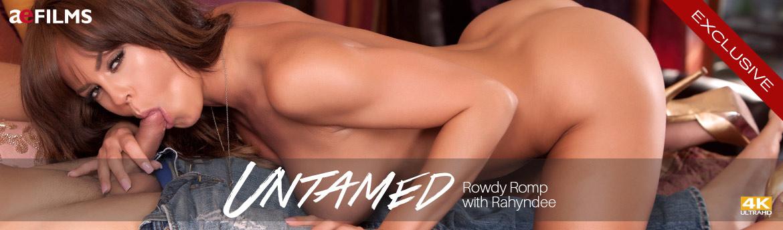 Stream Rahyndee James porn video scene.