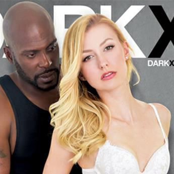 Pornstar Alexa Grace stars in Black and Blonde porn movie.