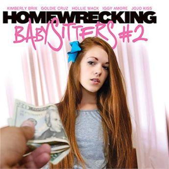 Pornstar Kimberly Brix stars in Homewrecking Babysitters 2.