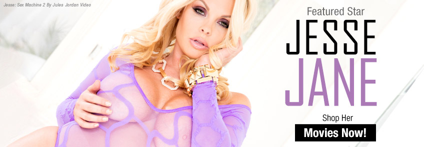 Browse porn movies with Featured Star Jesse Jane.