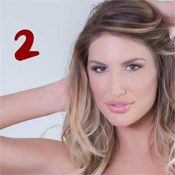 Pornstar August Ames appears in Jay's POV from AE Films.