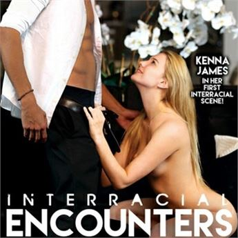 Another Kenna James First: Interracial!